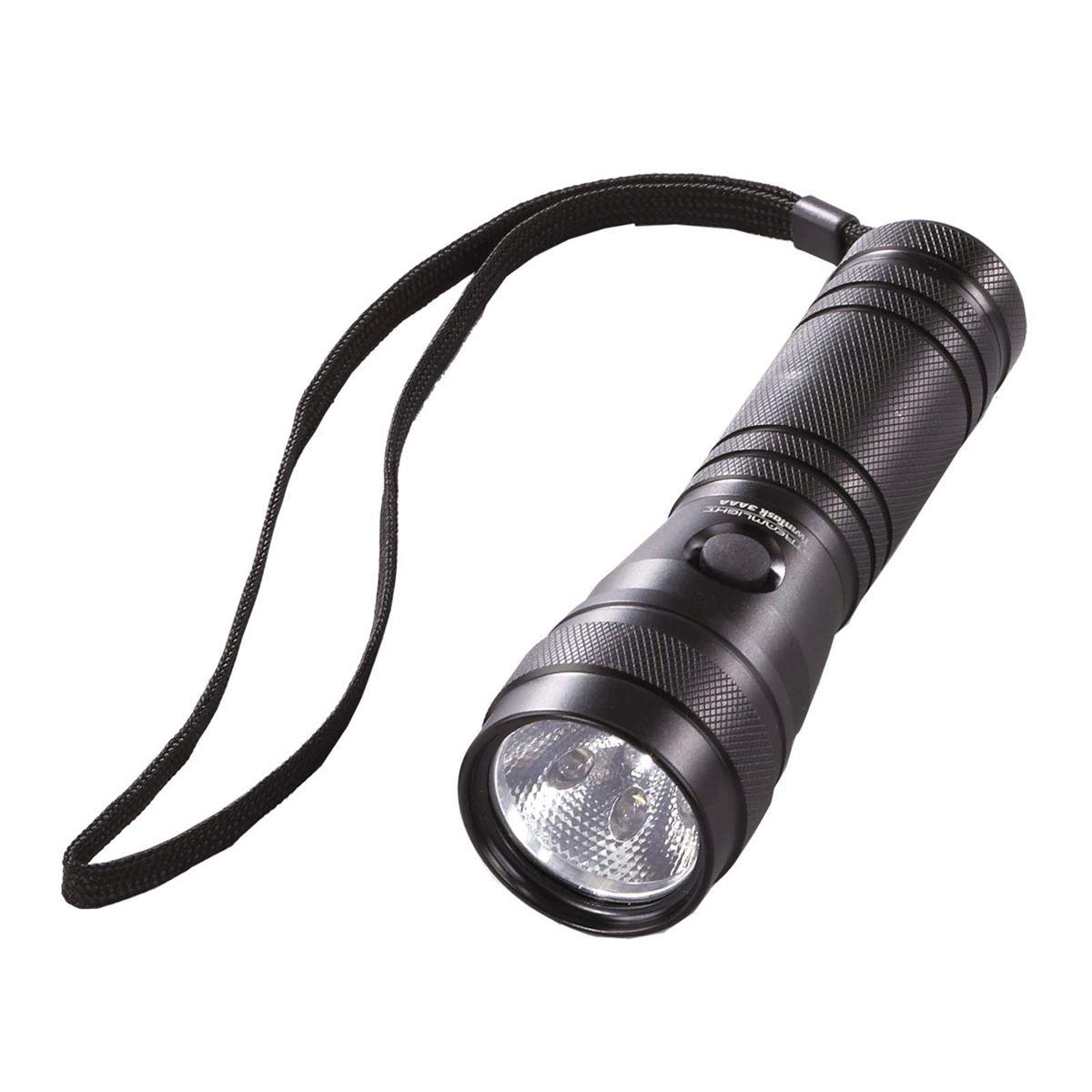 Twin-Task 3 AAA Laser/LED/Xenon Flashlight
