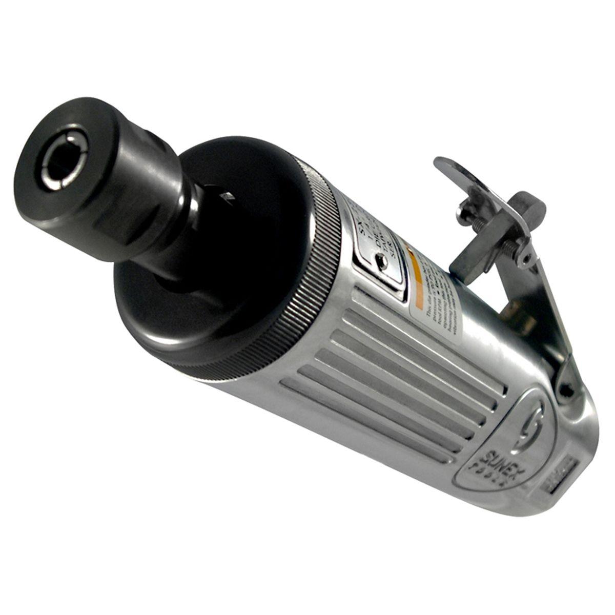 Sunex SX231B Tools 1//4 In Mini Air Die Grinder