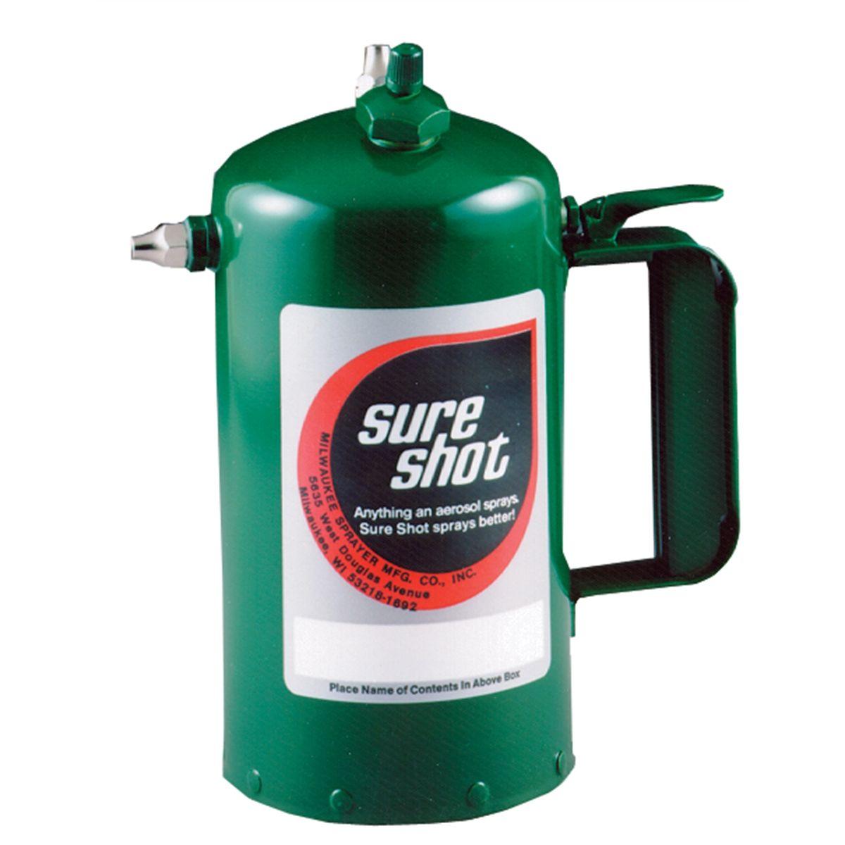 Sure Shot 1000B Atomizer Sprayer Black