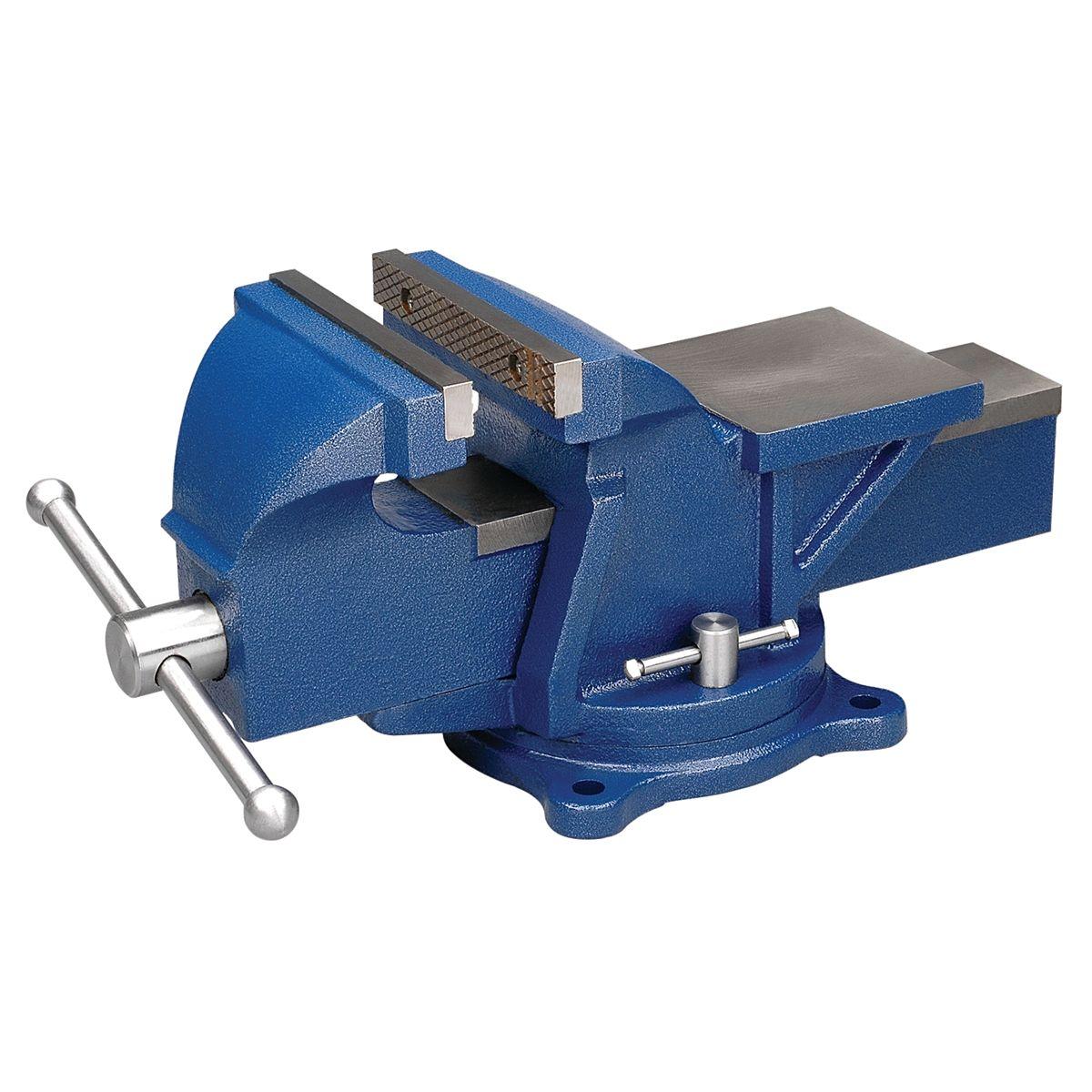 Reviews Wilton 6 General Purpose Blue Bench Vise 11106