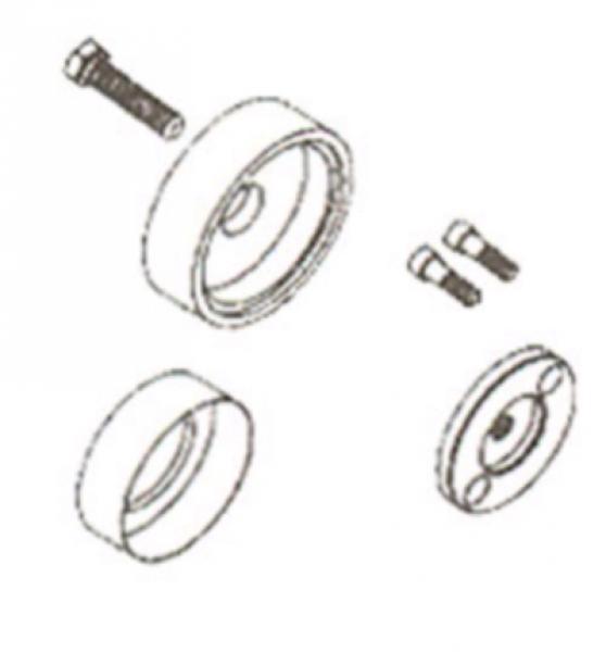 Crankshaft Rear Main Oil Seal Installer T82L-6701-A | OTC