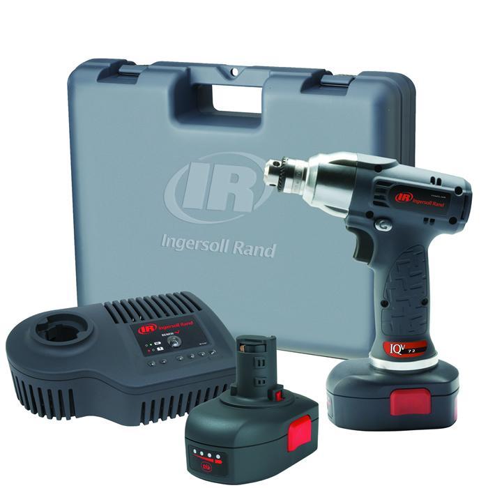 "1/4 "" 7.2V Drill 2 Battery Kit"
