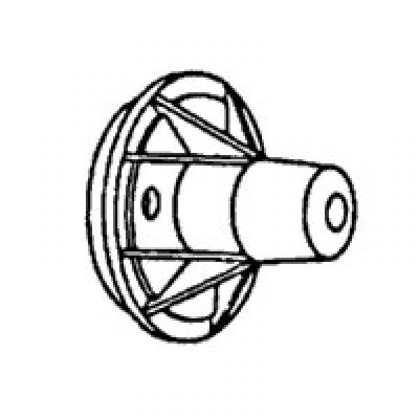 Crankshaft Rear Main Oil Seal Installer T88P-6701-B1