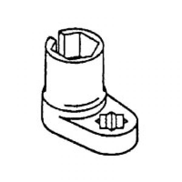 exhaust gas oxygen sensor socket t94p-9472-a