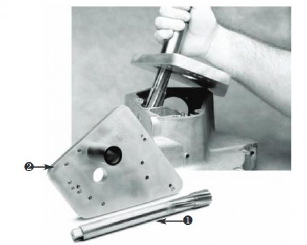 Jims Pinion Bushing Reaming Tool Kit 94805-57
