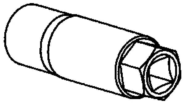 Spark Plug Socket Wrench