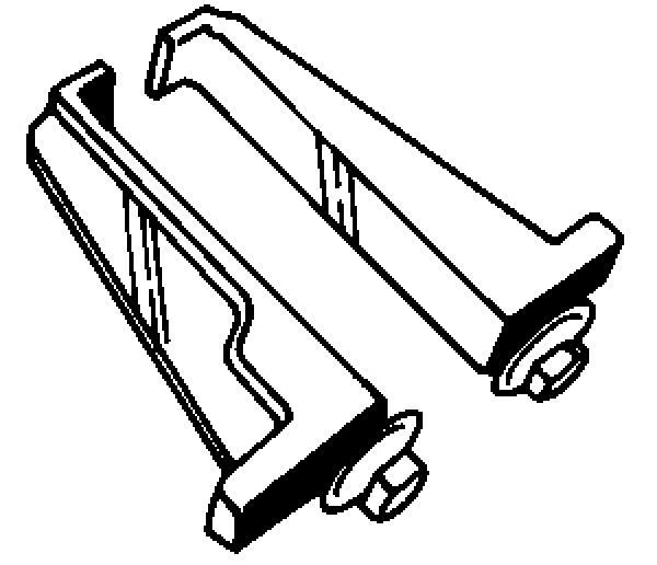 Clutch Coil Puller Legs