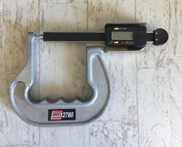 Digital Rotor Micrometer