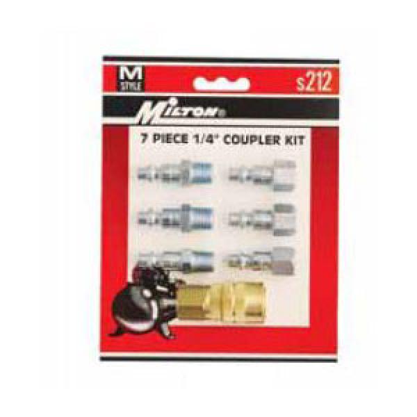 7 Piece 1/4 NPT M-Style Air Coupler and Plug Kit | Milton ... on hose and plug, plug and plug, ring and plug, cap and plug, cup and plug, coil and plug, wire and plug, screw and plug, cord and plug, jack and plug, lamp and plug, switch and plug,
