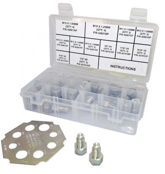Master Cylinder Bleeder Kit Upgrade for 803 | Thexton Mfg Co