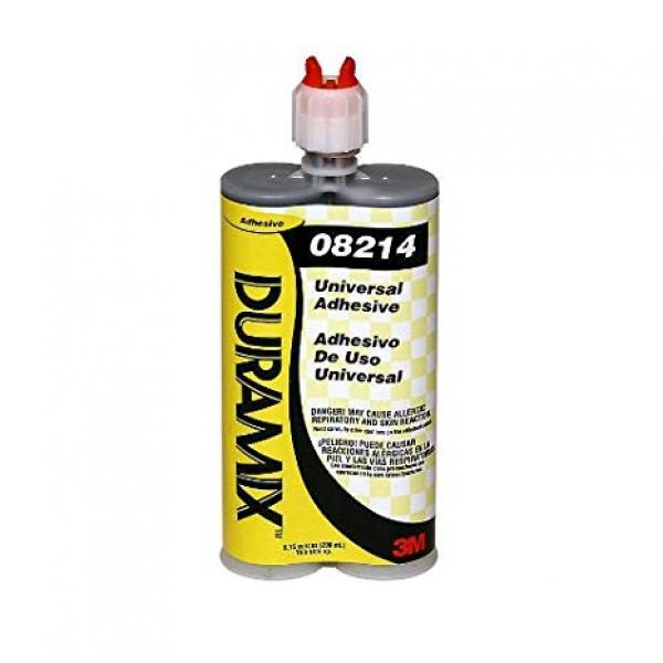 Universal Adhesive Black-10, 08214, 200 mL Cartridge, EACH