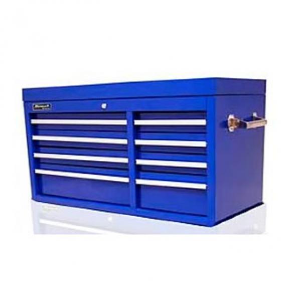 41 Inch 8 Drawer Se Series Top Chest Blue Homak Bl02008410