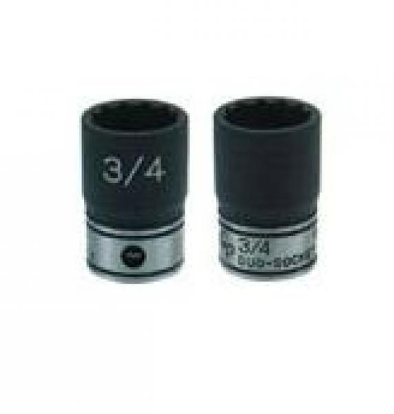 Sunex 234zmd 1//2-Inch Drive 34-mm 12-Point Deep Impact Socket Sunex International
