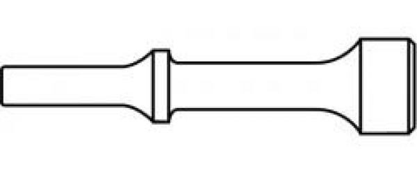 """AJAX TOOLS Hammer 1/"""" Diameter JP Shank Bumping Tool A967"""
