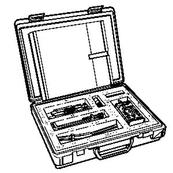 Rear Cargo Door Hinge Pin Kit