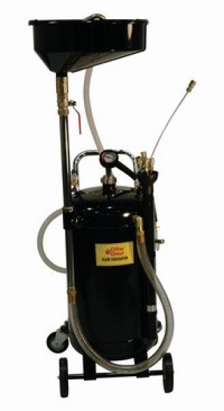 20-Gallon Fluid Evacuator & Oil Drain