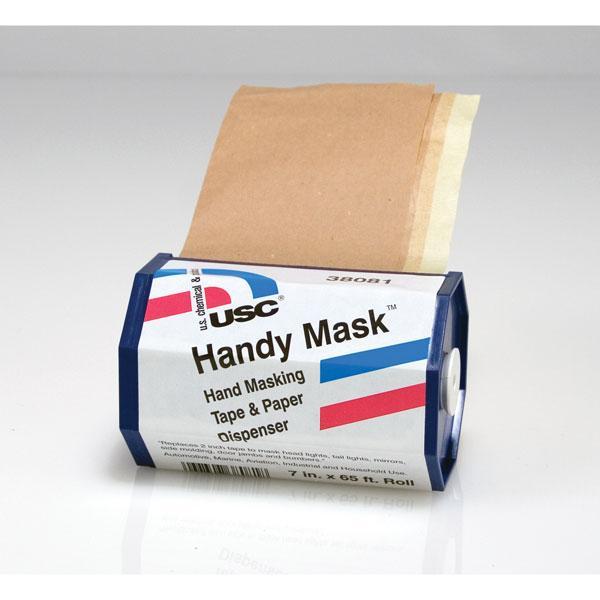 Handy Mask Hand Masking Tape & Paper 15 Refills