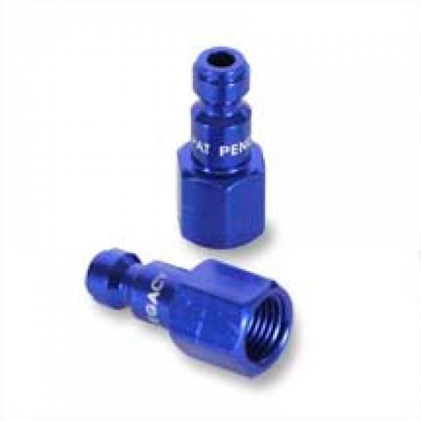 10 Pack Legacy A72640CHPO-X ColorConnex Blue Type C Automotive 1//4 Body x 3//8 Push Lock Hose Barb Quick-Disconnect Plug CP1-44L