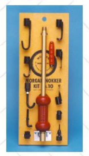 No. 10 Nokker Kit Mounted on Board