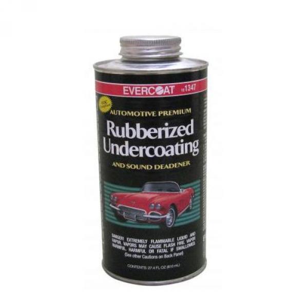 LO VOC Rubberized Undercoat - QT