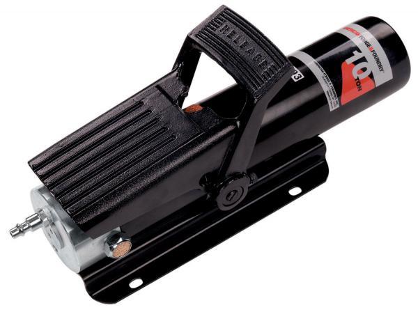 Air/Hydraulic Pump 10 Ton Open Body