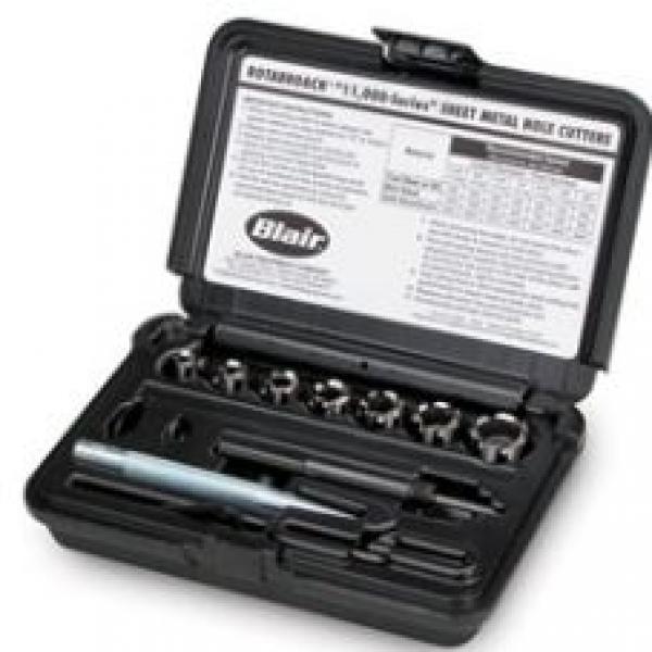 Rotabroach Cutter Kit - Fractional