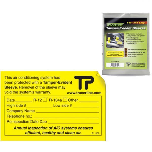 Tracerline Spectronics P-2200-0102CS Cool Seal Bottled A//C Leak Sealer