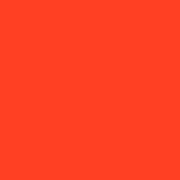 Fluorescent Red Orange Stripe Water Based Marking Paint
