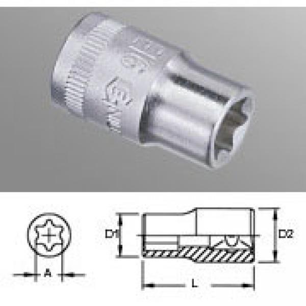 1/4 Inch Drive E11 Star External Torx Socket E-11
