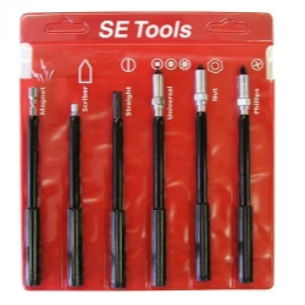 Non Conductive Screw Starter Kit Se Tools Nh6k90