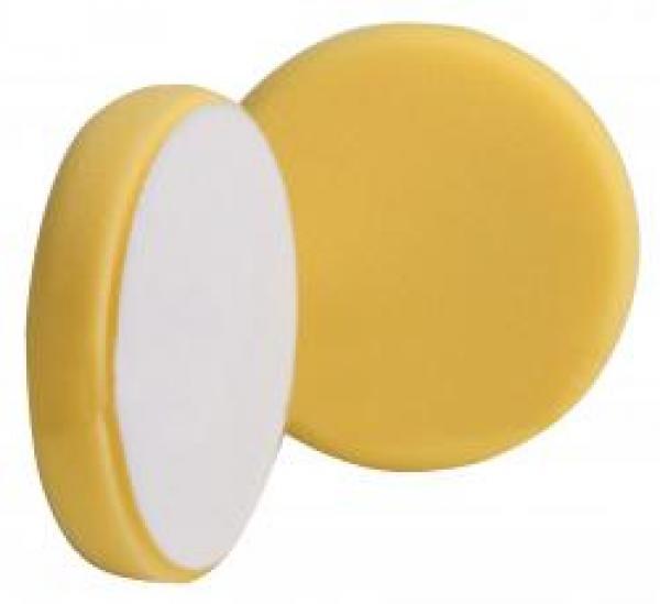 "Buff and Shine 330G 3/"" X 1/"" Yellow Foam Polish Pad 1 Pack 2 Each"