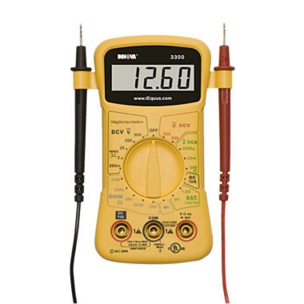 Hands-Free DMM Digital Multimeter 10 MegOhm