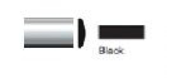 "5/8"" Band Wheel Well Molding Black 30' Kit"