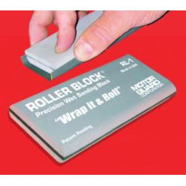 Motor Guard RL 1 ROLLER BLOCK PRECISION WET SANDING BLOCK