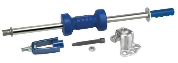 Universal Slide Hammer Puller Set Bearing Puller Dent Hub Pulley Axle