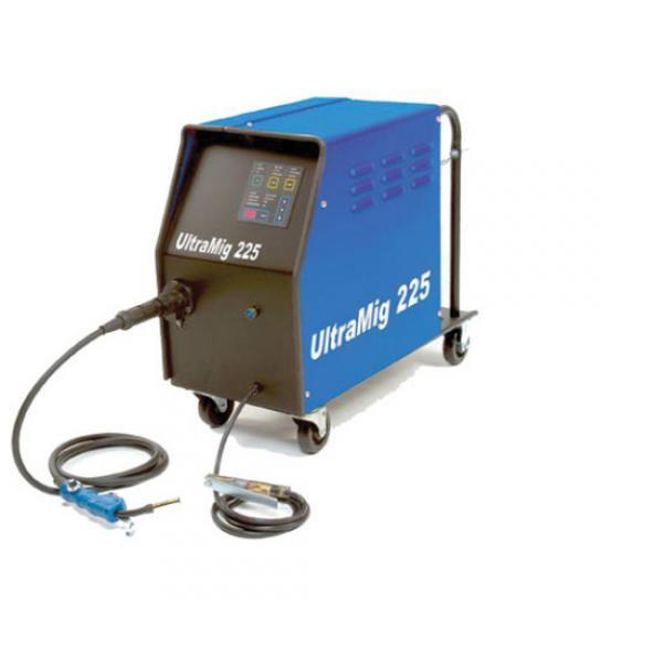 UltraMig 225, 208-230 V, 1 Phase, 30A, 50-60Hz, 1 Connector Mig