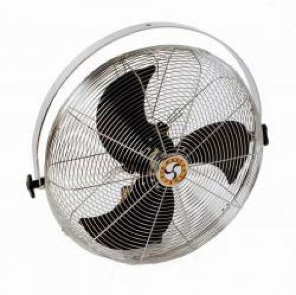 Industrial Air Fans : Industrial air circulator inch work station fan