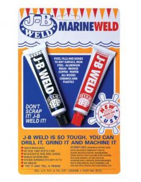 Waterweld Epoxy Putty Jb Weld 8277