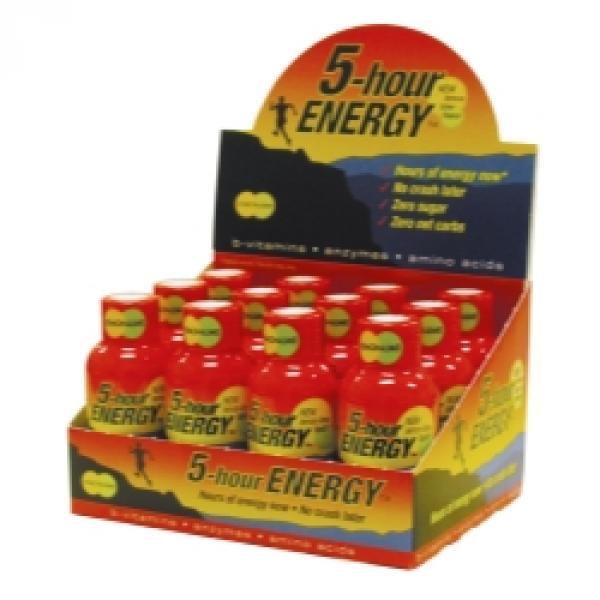 5 Hour Energy Lemon Lime 12 Pack