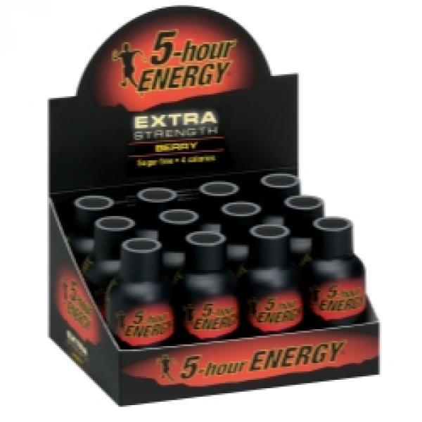 Five Hour Energy Extra Strength Berry 12 ct