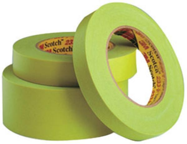 Scotch Performance Masking Tape 233+, 36 mm x 55 m 4/SLV