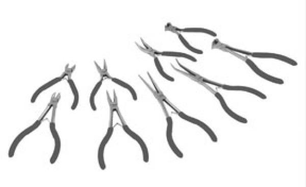 platinum 9 pc mini pliers set 177031 99769 34 32 toolsource com your professional tool authority toolsource com