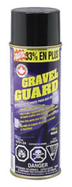 BLK GRAVEL GUARD AER