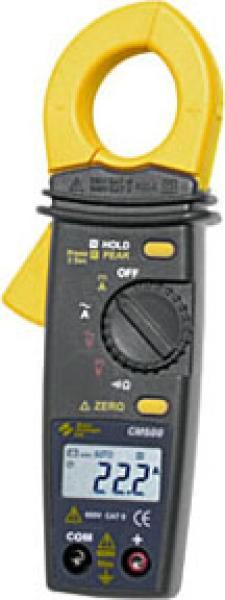 600AC/DC CLAMP METER