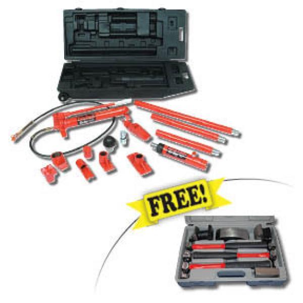 10 Ton Blackhawk Porta Power New Style-body-frame set Seal Kit// Repair Kit