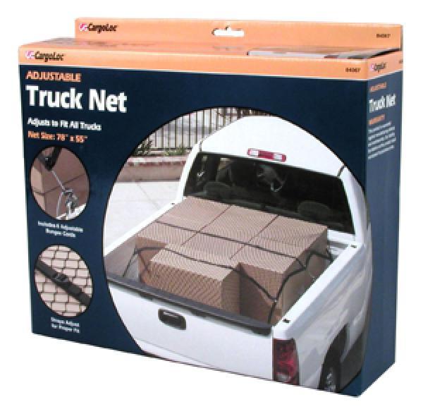 """78"""" x 55"""" Adjustable Truck Net"""