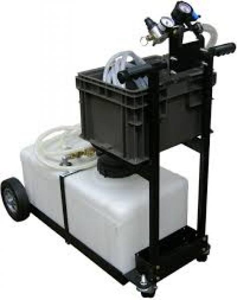 K-Line KL34000 Coolant Management System : Change Coolant Fast!