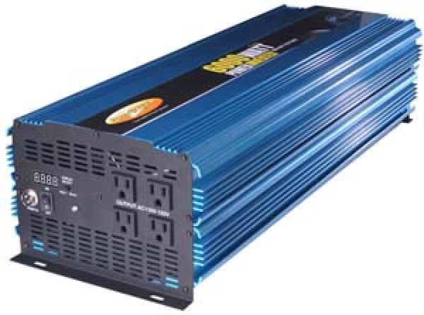 12 Volt 6000 Watt Power