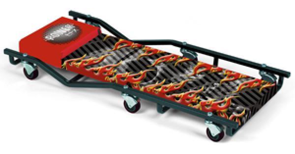 Flame 6 Wheel Creeper