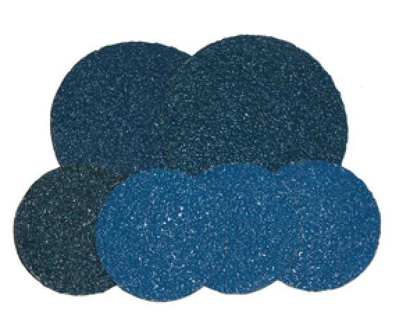 "3""50 Grit Blue Zirconia Mini"